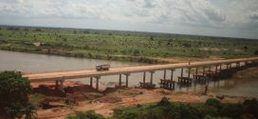 Omanbala Oil Rig Bridge, The Longest Bridge In South-East Outside Niger Bridge